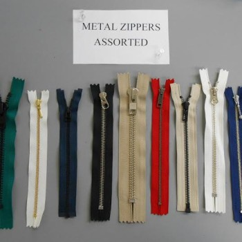 zippers-metal